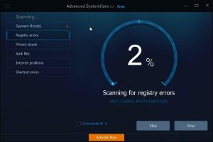 Advanced SystemCare Ultimate 12 Pro Crack